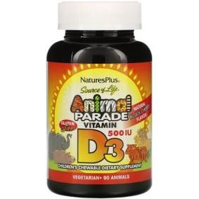 Nature's Plus, витамин D3