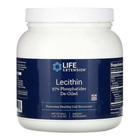 Life Extension, Лецитин