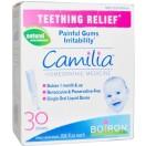 Boiron, Camilia, облегчение боли при прорезывании зубов