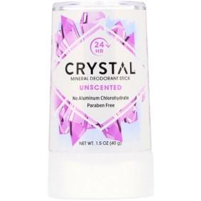 Mineral Deodorant Stick, Crystal Body Deodorant, 40 г