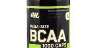 BCAA 1000 Caps, Optimum Nutrition, аминокислотный комплекс
