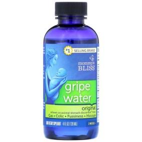 Gripe Water, Mommy's Bliss, укропная вода от коликов, 120 мл