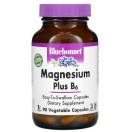 Bluebonnet Nutrition, Магний плюс B6
