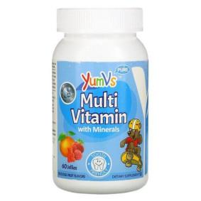 YumV's, Мультивитамины с минералами