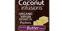 Keto Coconut Infusions, Now Foods, безлактозный ароматизатор масла