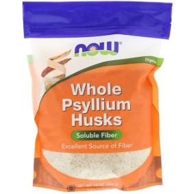 Whole Psyllium Husks, Now Foods