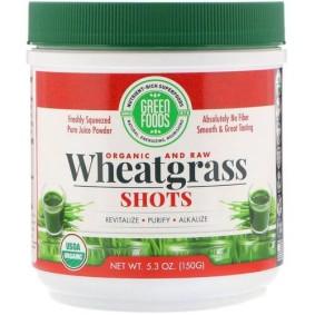Green Foods, Сырой натуральный сок из ростков пшеницы