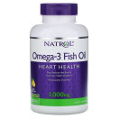 Natrol, Рыбий жир Омега-3, 1000 мг