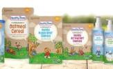 органическое печенье и ухаживающая косметика для детей