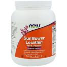 Now Foods, Лецитин подсолнечника, чистый порошок
