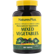 Nature's Plus, Mixed Vegetables
