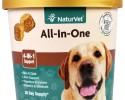 All-In-One, NaturVet, поддержка 4 в 1, 240 г