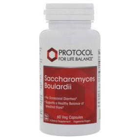 Protocol for Life Balance, Сахаромицеты Буларди