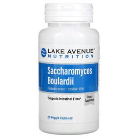Lake Avenue Nutrition, Сахаромицеты Буларди