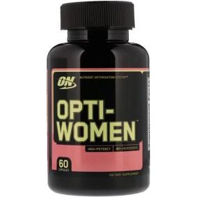 Optimum Nutrition, Opti-Women витамины