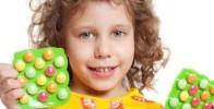Лучшие мультивитамины для детей на iHerb