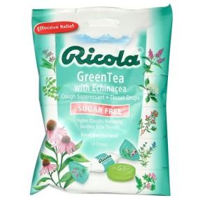 Ricola, Зеленый чай с эхинацеей