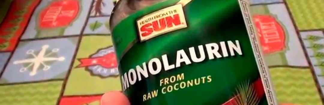 Монолаурин – как правильно принимать