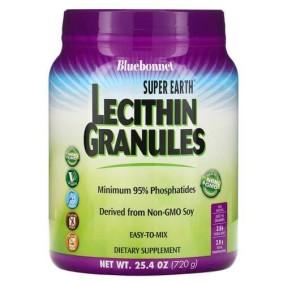 Bluebonnet Nutrition, лецитин, гранулы