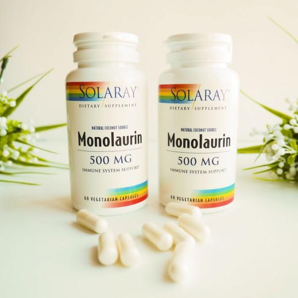 форма выпуска монолаурина