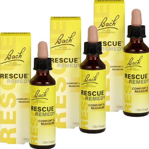 Капли Баха Rescue Remedy