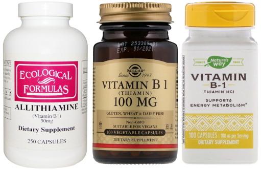 Витамин B1 на iHerb