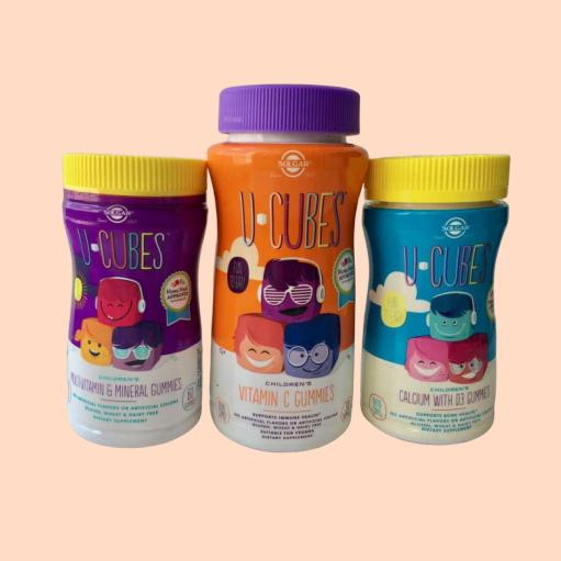 Витамины для детей от Solgar