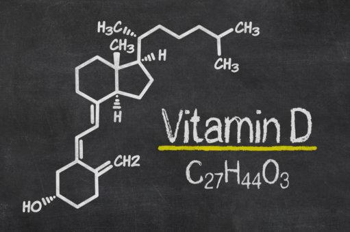 формула витамина д